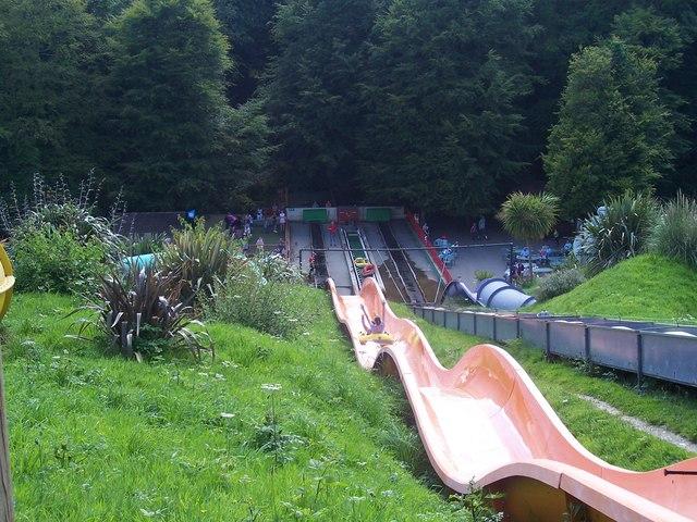 Dartmouth : Woodlands Theme Park