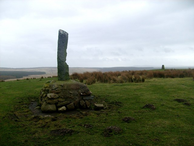 Thome Hill monument