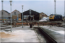 TQ2182 : Old Oak Common Depot by Martin Addison
