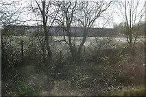 SP3065 : Ford's car park, Prince's Drive, Leamington Spa by Robin Stott