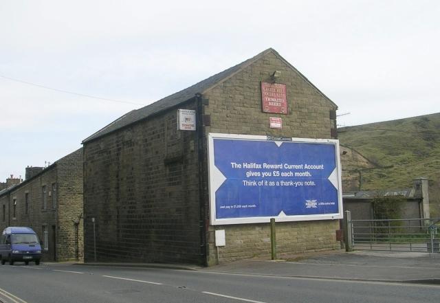 Castle Hill Social Club - Halifax Road