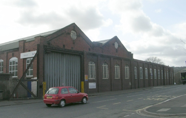 Millwood First Bus Depot - Halifax Road