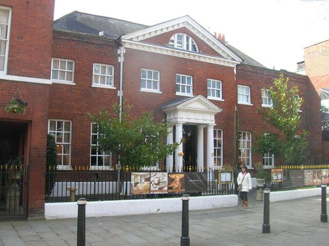 Sir Christopher Wren's House, Thames Street, Windsor