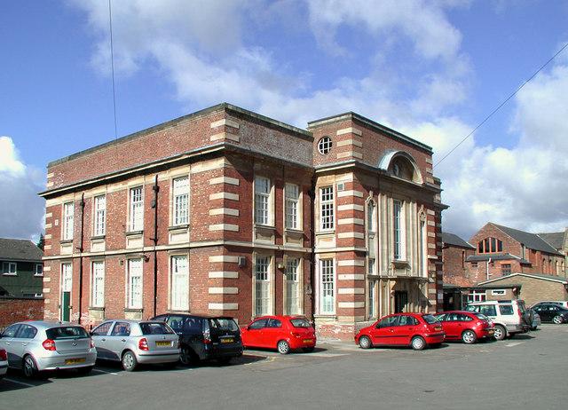 The School for Fishermen, Hull