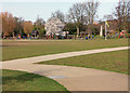 SE6050 : Rowntree Park, York by Peter Church