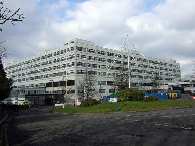 The John Radcliffe Hospital