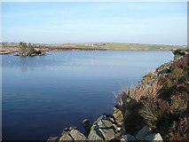 SE0429 : Leadbeater Dam, Warley by Humphrey Bolton