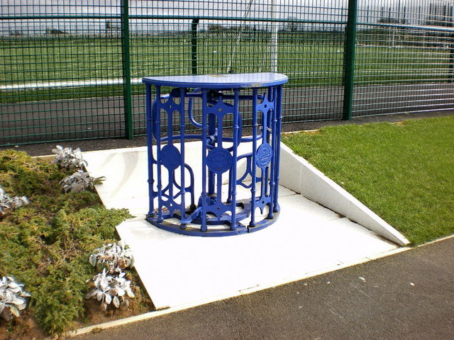 Bolton Wanderers Eddie Davies Football Academy, Turnstile
