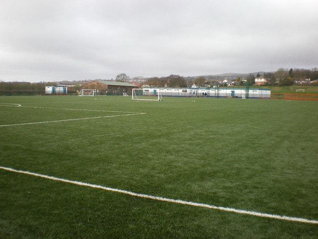 Bolton Wanderers Eddie Davies Football Academy, Artificial training pitch
