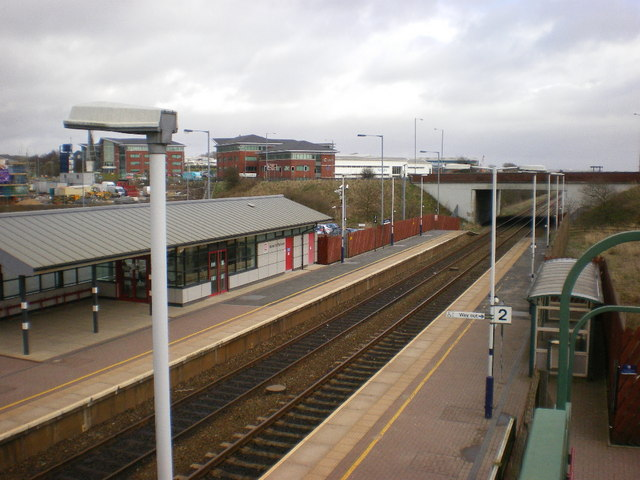 Horwich Parkway Station
