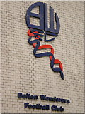 SD6409 : Reebok Stadium, Sign by Alexander P Kapp