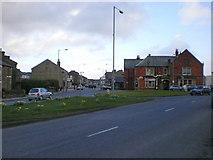 SD6311 : Road junction by Alexander P Kapp
