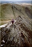 NY3228 : Sharp Edge by Andy Waddington