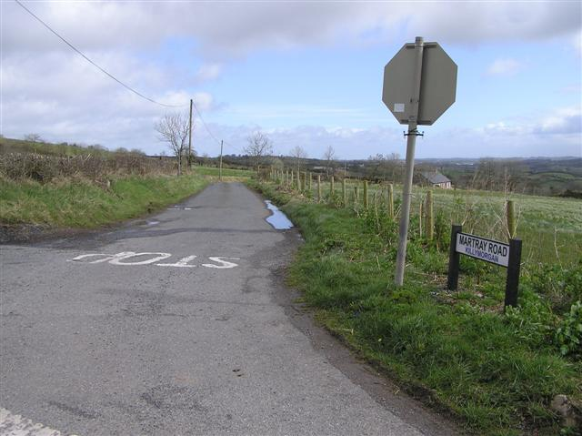 Martray Road, Killymorgan