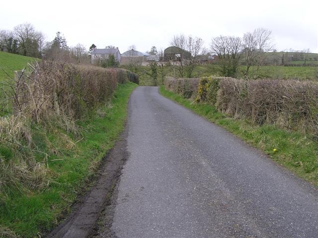 Martray Road, Killymorgan