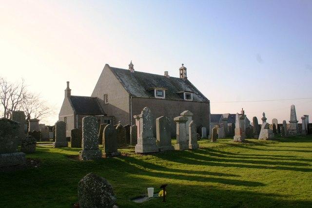 Kinellar Church