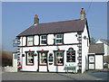 SN7368 : The Tafarn Cross Inn, Ffair-Rhos, Ceredigion by Roger  Kidd