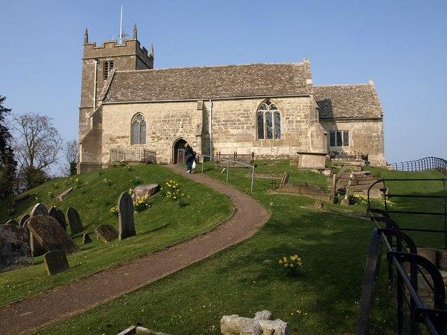 St Bartholomew's Church, Chosen Hill