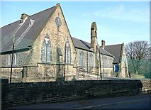 SE0726 : Pellon Community Centre, Mount Pellon, Ovenden by Humphrey Bolton