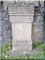 NY9538 : Eastgate Roman Altar by Peter Johnson