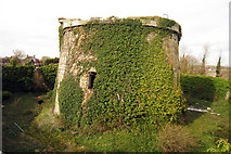 TQ9418 : Martello Tower number 28, Rye Harbour by Oast House Archive