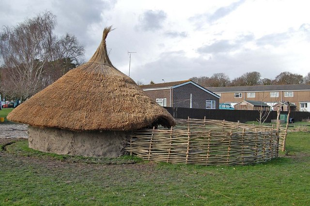 Ancient And Modern Houses Bovington 169 Clive Perrin Cc