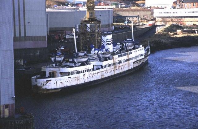 SS Manxman, Pallion