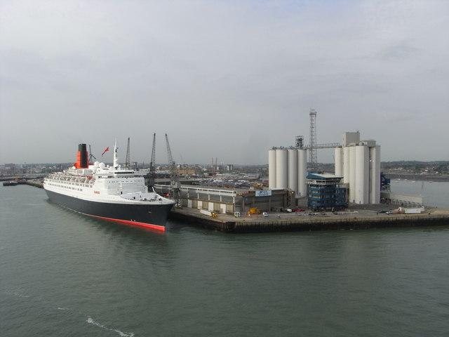 QE2 Cruise Terminal, Southampton
