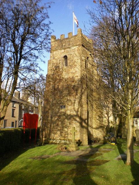 Bradshaw Chapel Tower