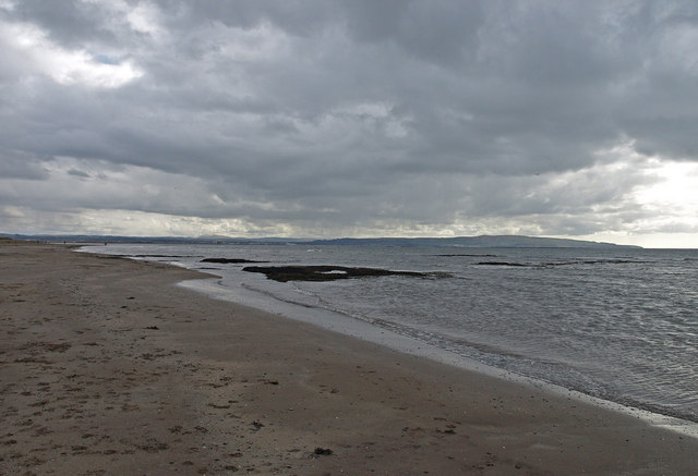 Little Crags, Troon South Beach