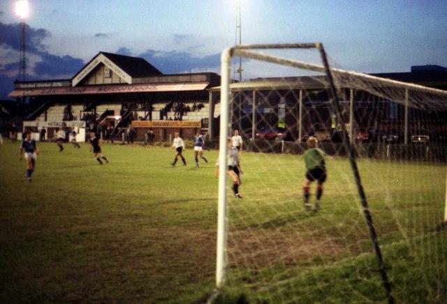 Maidenhead United's ground at York Road