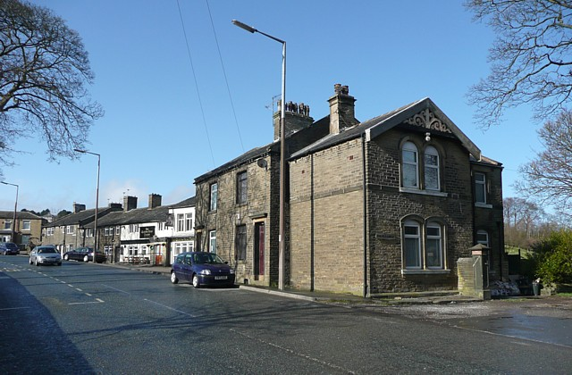 The Old Lodge, Keighley Road, Ovenden