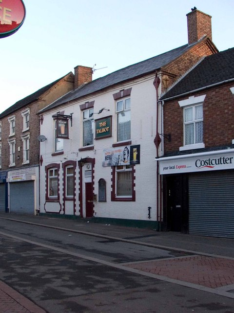 The Talbot, Dawley