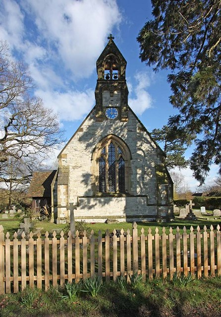 St Margaret, Underriver, Kent