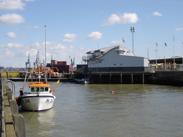 Lifeboat station, Harwich