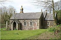 SW8441 : Old Kea Mission Chapel by Rod Allday