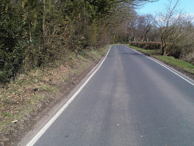 Green Lane, Walsall Wood