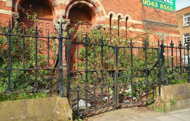 Former Methodist church, Belfast (2)