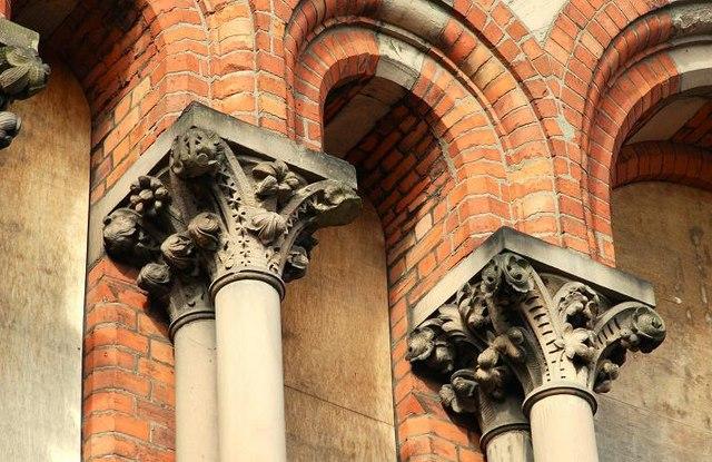 Former Methodist church, Belfast (4)