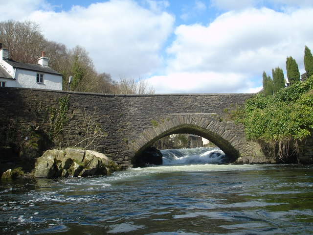 Backbarrow Bridge