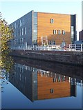 SK4293 : Rotherham Health Centre nears completion by Martin Speck
