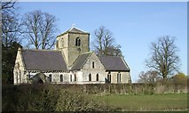 SE7160 : St. Botolph's, Bossall by Matthew Hatton