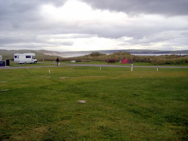Dunnet campsite
