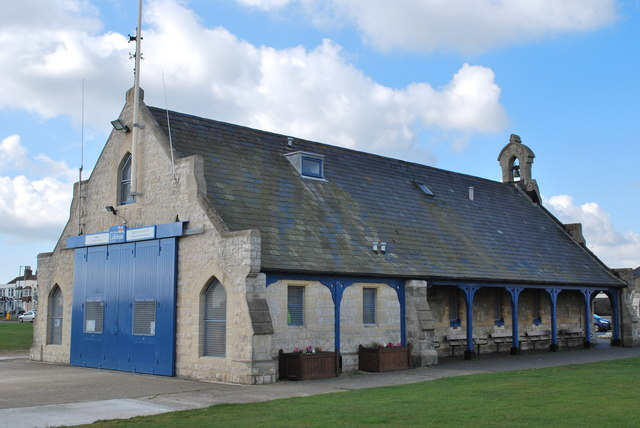 Walmer Lifeboat Station, The Strand, Walmer, Deal