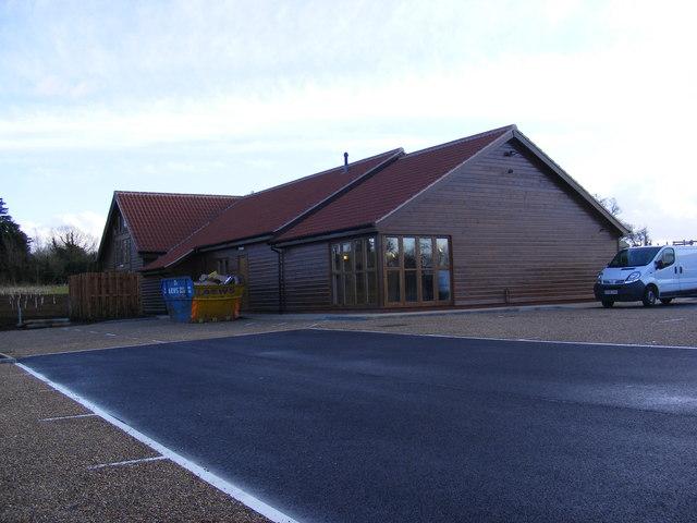 Hacheston Village Hall