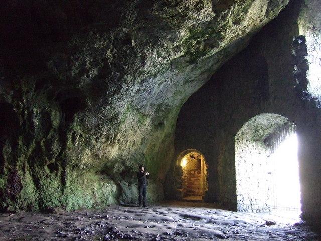 The Wogan, Pembroke castle