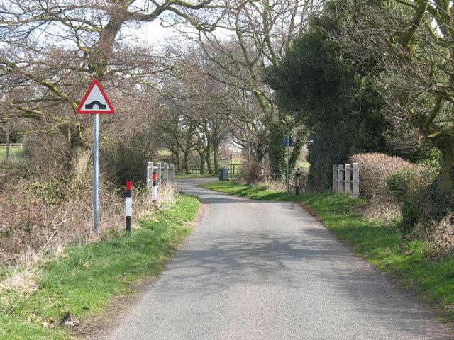 Cranebrook Lane bridge