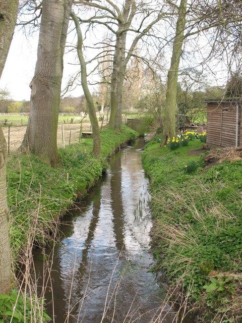Land drain, Raikes Lane