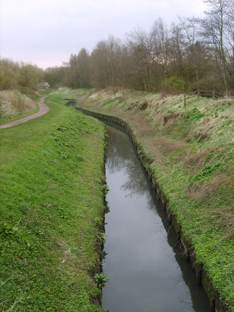 Chorlton Brook