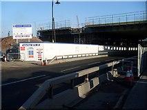NS6161 : New motorway bridge over Farmeloan Road by Stephen Sweeney